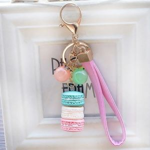 Accessories - 3 for $18 Cake Pendant Key chain